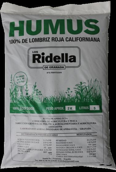 Humus Solido Los Ridella