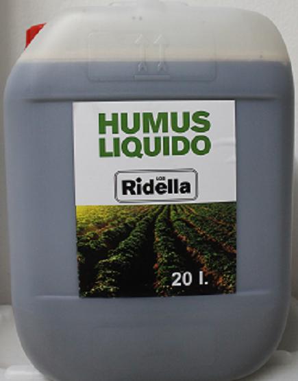 Humus Liquido Los Ridella